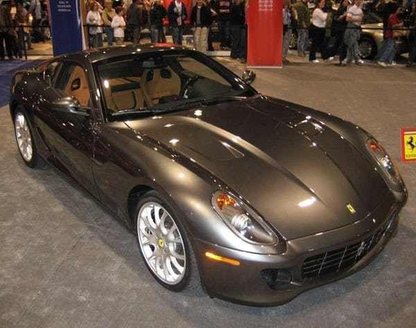Full List Of Ferrari Models Ferrari 599 Ferrari Ferrari Car