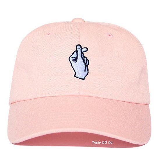 Pression du doigt Baseball Cap chapeau Style Tumblr chapeau Kawaii Baseball Casquette Baseball japonais casquette de Baseball