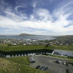 62 degrees north hotel near the vagar airport in Faroe Islands