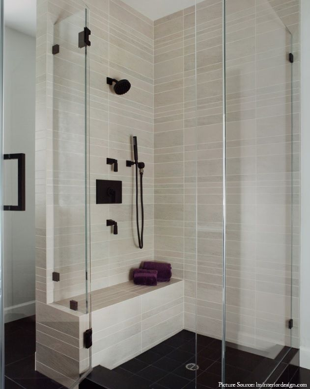 another beautiful bathroom designed by lizette marie interior design shower tile and hardware