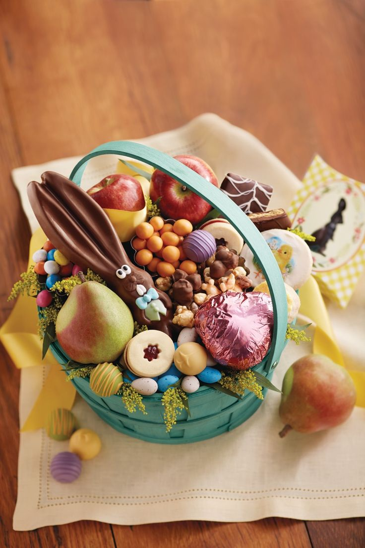 20 best easter baskets images on pinterest easter baskets gift this easter basket has everything youll need to celebrate with your family and friends negle Image collections