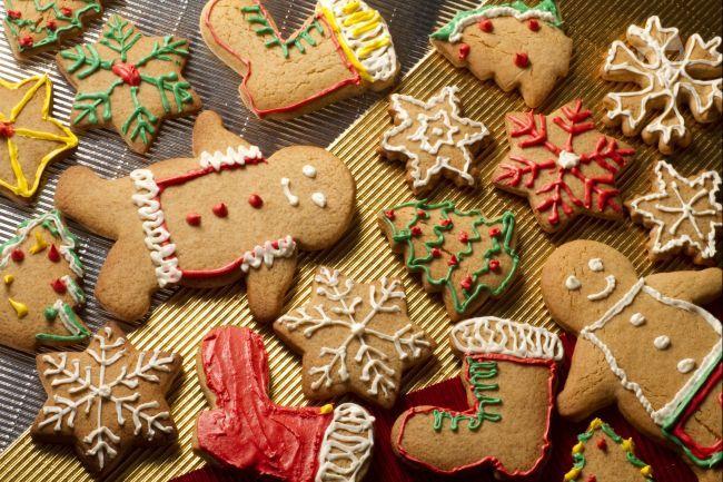 Il pan di zenzero (gingerbread) è un impasto a base di spezie quali cannella, chiodi di garofano, noce moscata, con spiccata prevalenza di zenzero; viene usato generalmente per confezionare biscotti.