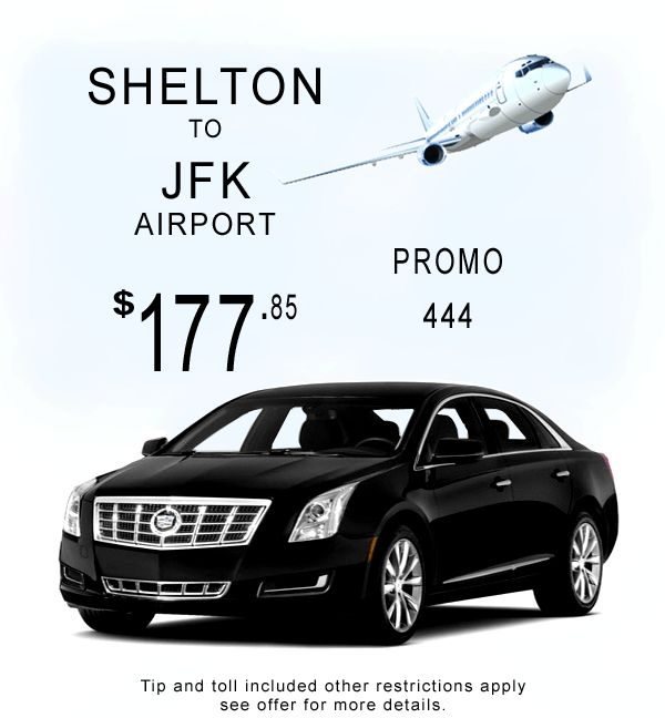 Bond Limousine Shelton Connecticut to JFK Airport transportation Special. Call Today 800.617.6427 Clean on time and Affordable serving Connecticut since 1997.