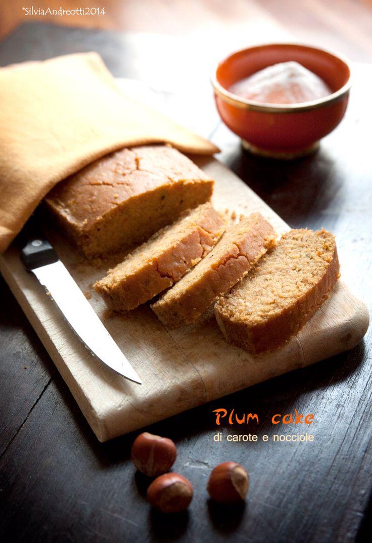 Plum cake senza glutine con carote e nocciole http://blog.giallozafferano.it/incucinaconilnaturopata/plum-cake-di-carote-e-nocciole-vegan-e-gluten-free/