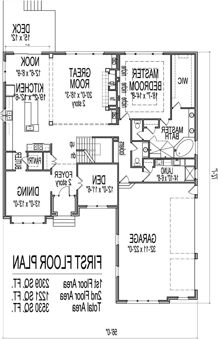 Perfect 2 Story House Plans With Basement One On Ideas From House Plans With Basements One Story
