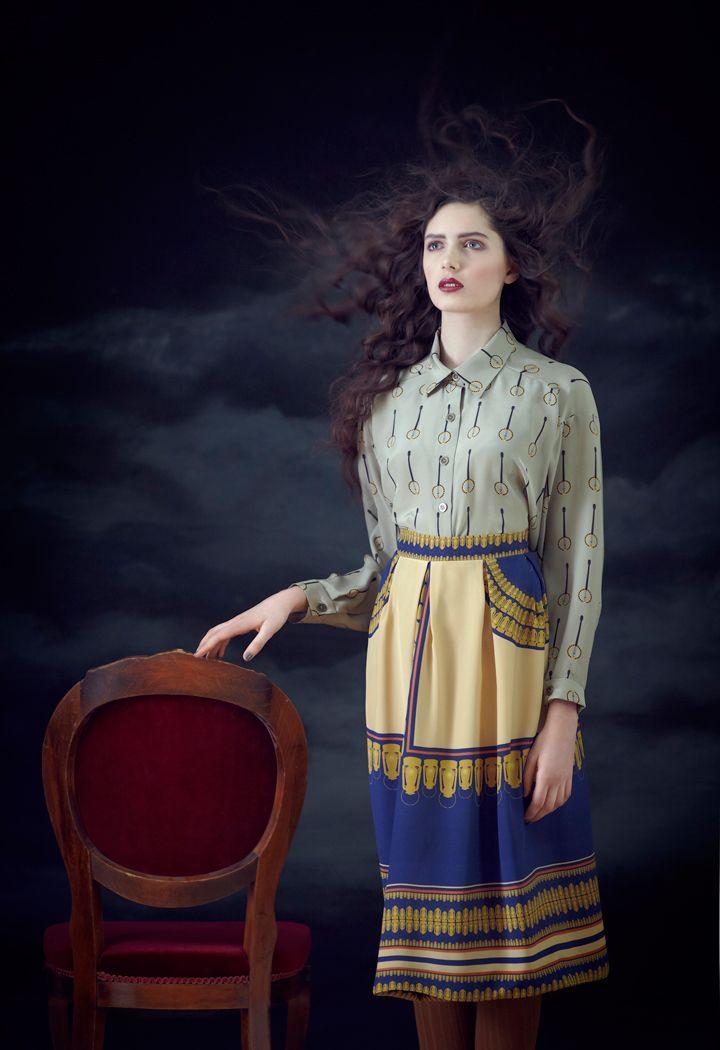 Charlotte Taylor A/W 2012