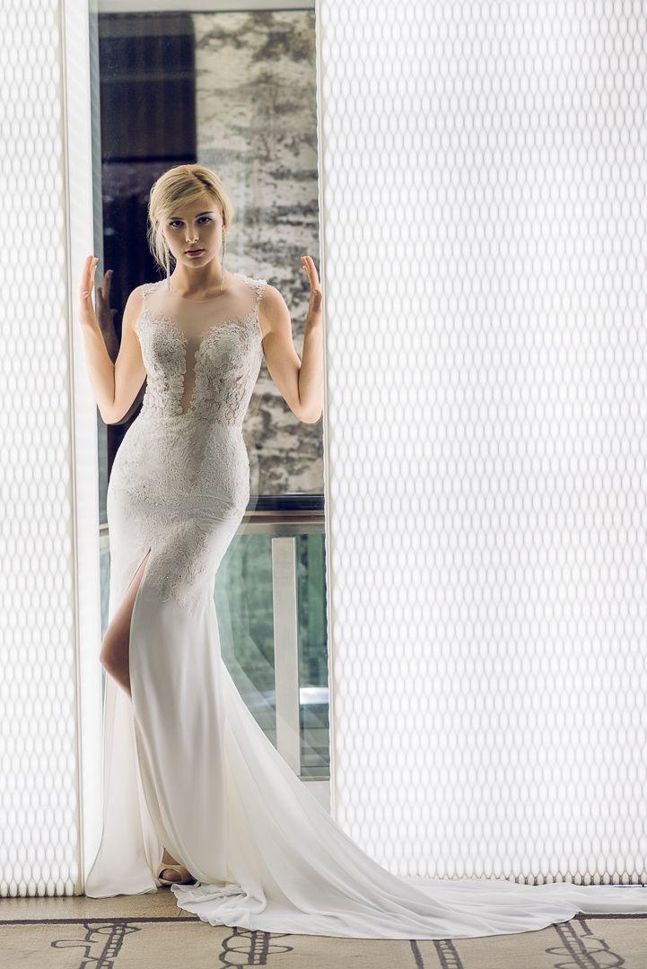 9 best wedding dresses images on Pinterest | Bridal dresses ...