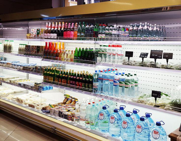 Магазин натуральных эко-продуктов Коко Щавель, декабрь, 2015г.