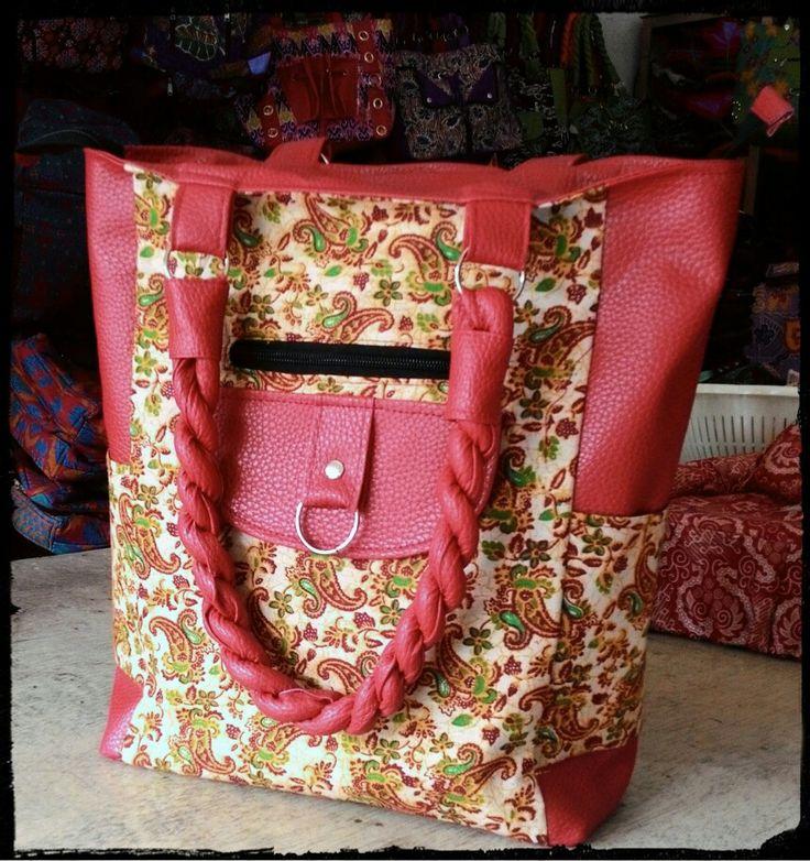 Bag full of batik