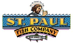 St. Paul Fish Company | Fresh Seafood & Fish | Milwaukee Public Market, Milwaukee WI.  Mussel Mondays, lobster rolls, oysters.