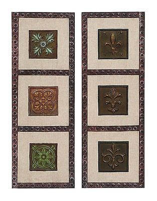 Fleur De Lis Wall Art 1132 best tuscan images on pinterest | tuscan style, decorating