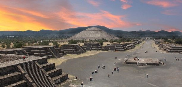 Archeological tourism in Mexico is losing visitors