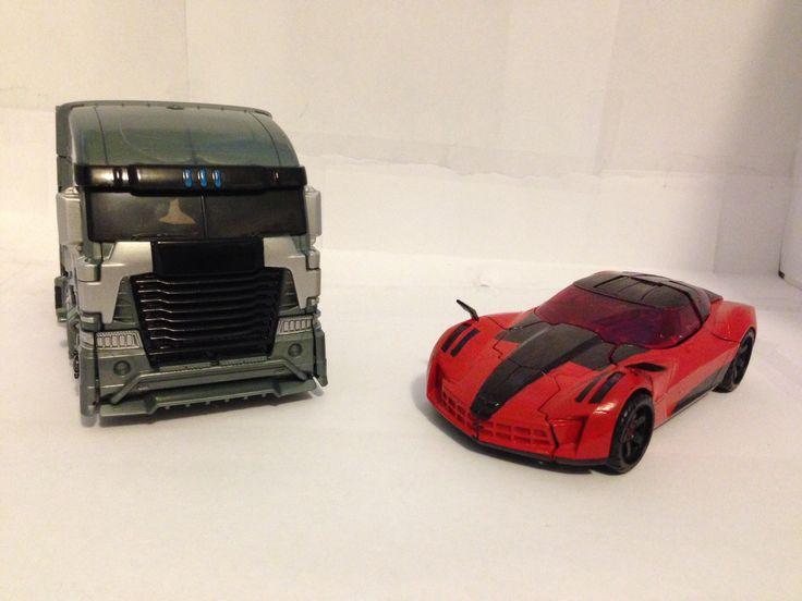 Transformers 4 Deluxe ...