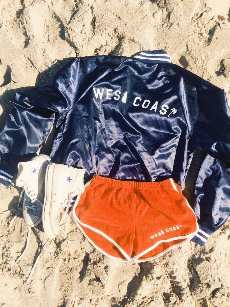 West Coast Jacket  Available in navy  Sizes S, M, L  Made in USA