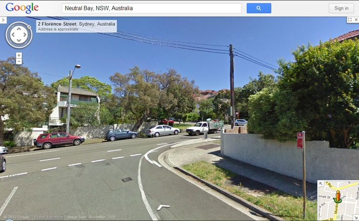 99Tasks.com - Concept - Outside view of Florence Road, Sydney, Australia