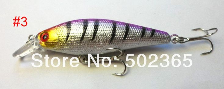 2015 real limited carp fishing carp pesca baits minow fishing lures 8.5cm 10.3g 6#hooks 85mm minnow tackle (mi068) free shipping