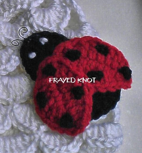 161 best images about Crochet ladybugs on Pinterest