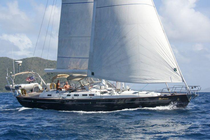 2004, Beneteau 57 For Sale, St. Barts Yachts