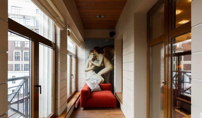 6 способов сделать маленький балкон любимым местом в квартире — Полезные советы