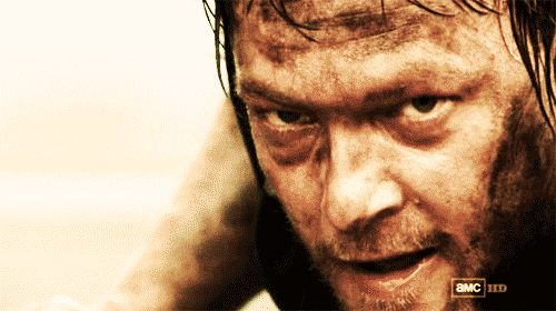 """The only thing Daryl doesn't need are words...   28 Reasons Why Daryl Dixon Is The Sexiest Man On """"Walking Dead"""""""