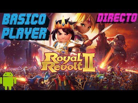 Royal Revolt 2 Gameplay Español   Free to play   Let's play RoyalRevolt ...