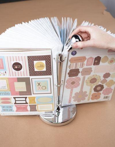 38 Best Sticker Storage Organization Images On Pinterest Sticker