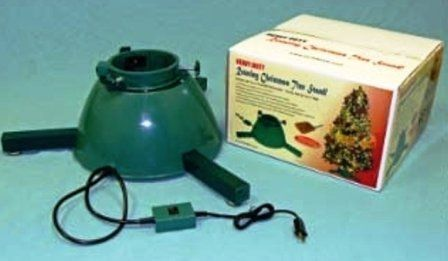 "Fresh Cut Christmas Tree Rotating Stand RCTS-SS by RCTS. $99.95. FOR FRESH-CUT TREES UP TO 7 FEET TALL, 6"" DIAMETER &125 POUNDS. TREE AND ELECTRICAL POWER RECEPTACLE ROTATE 1 REVOLUTION / 2 MINUTES. US PATENT AND UL LISTED, SHIP 48 CONTINENTAL STATES AND CANADA. WATERING SYSTEM SOLD SEPARATLY (AMAZON ASIN #: B00A4KP5BU $14.99; free shipping with purchased with RCTS-SS). ON/OFF TOGGLE SWITCH  OF  LIGHTS AND ROTATION. The RCTS-SS is a rotating stand for fresh-cut Christmas ..."