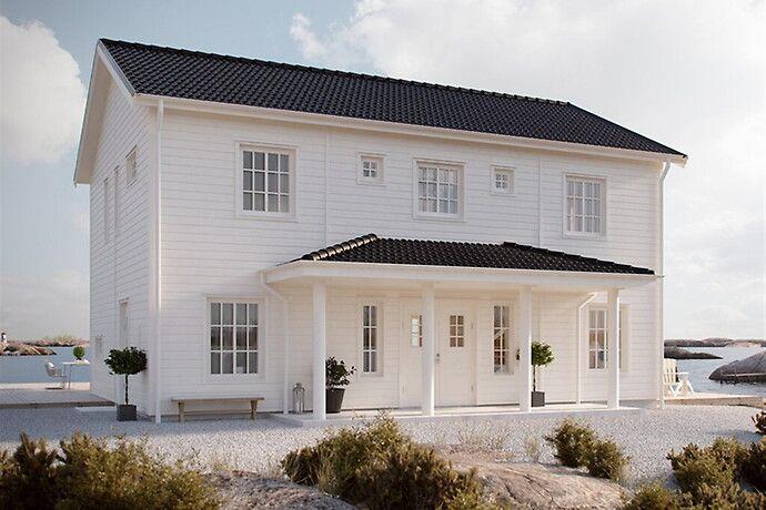Trädgård - Hovås