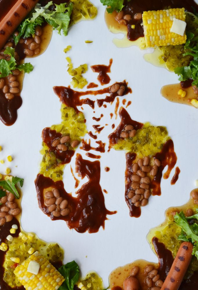 Food Art by Ryan B Carlisle