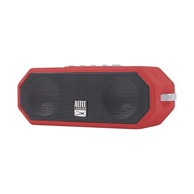 Altec Lansing Imw449 Jacket H2o 4 Rugged Floating Ultra Portable