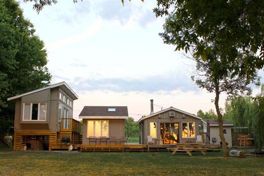 Brian taguchi creative hatteras north wolfe island for Hatteras cabins rentals