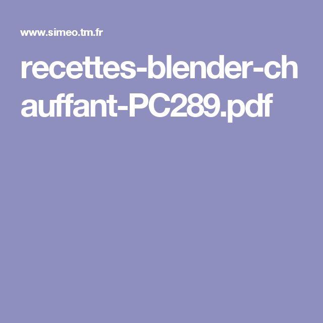 recettes-blender-chauffant-PC289.pdf