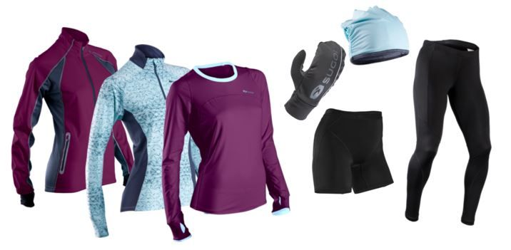 New Colors In Our Best Selling Sugoi Apparel | Women's COLDEST Running Outfit | Below 25 Degrees | Fleet Feet Sports - Chicago
