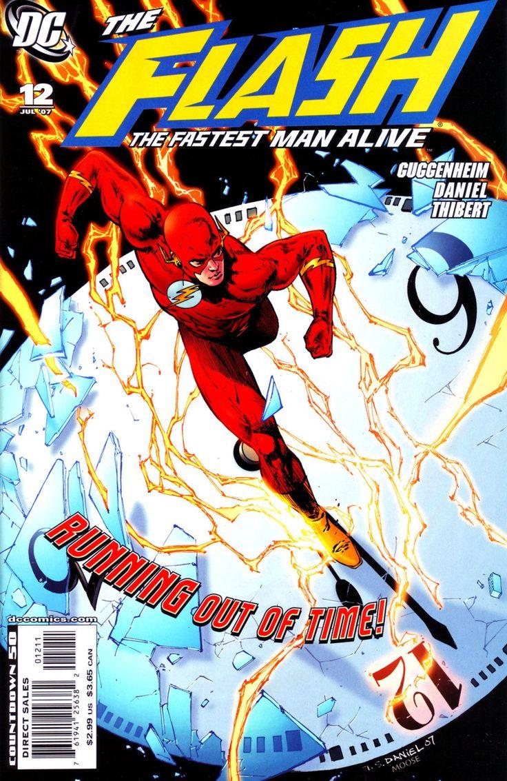 DC Comics - Flash: The Fastest Man Alive (2006) #11