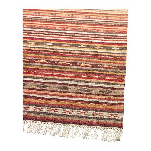 KATTRUP Rug, flatwoven IKEA The rug is hand-woven by skilled craftspeople and adds a personal touch to your room.