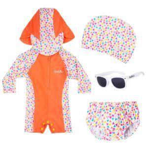 Matching Baby Swim Packs