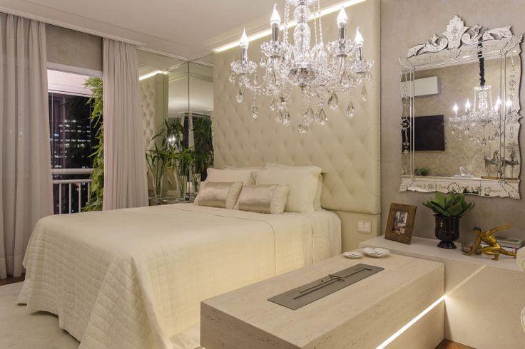 quarto de casal  QUARTO CASAL luxo  Pinterest  Quartos, Principal and Quar