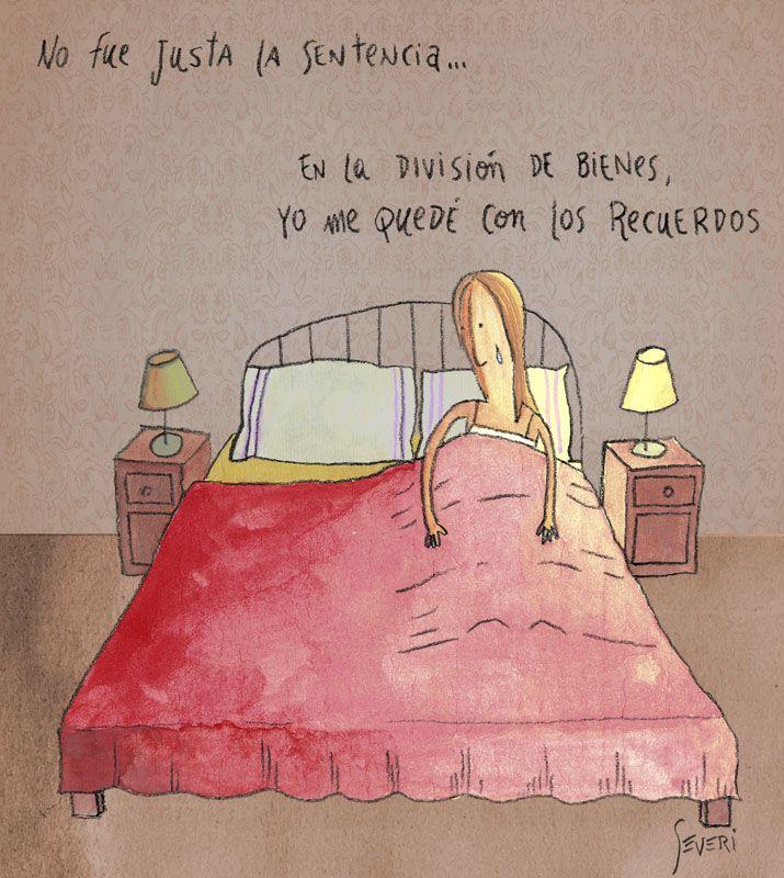 Síndrome coleccionista: Parcialmente soleado. Las viñetas de Severi.