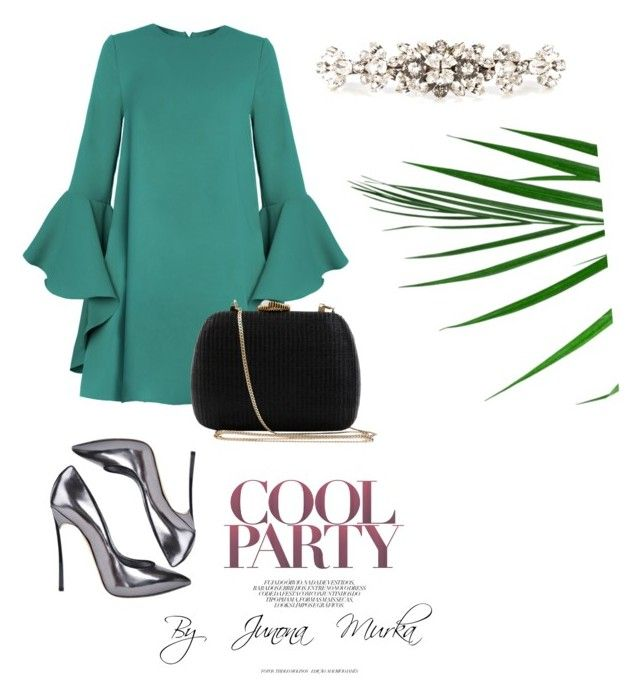 """""""Merry Christmas 2"""" by murka-juna on Polyvore featuring Casadei, Dolce&Gabbana and Serpui"""