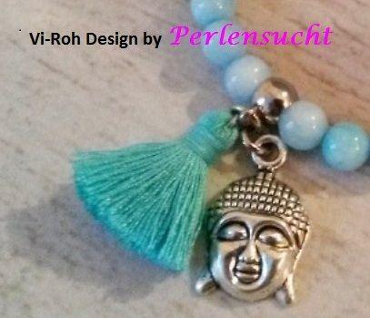 Armband mit Jade von Vi-Roh