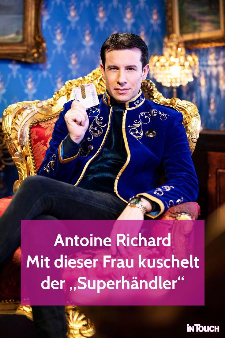 Lebensgefährte antoine richard Richard Antoine