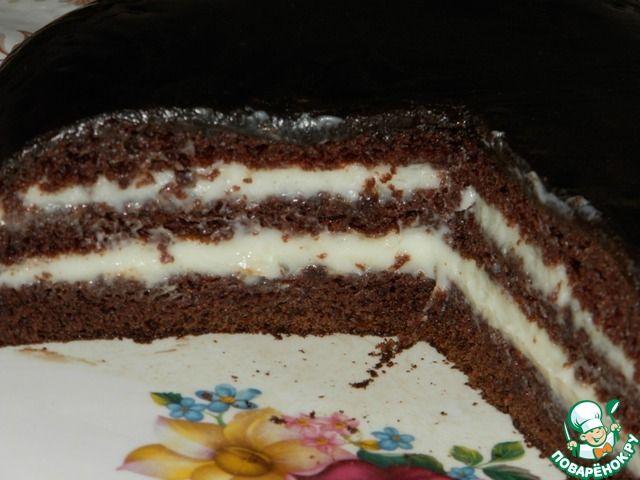 """Безумный торт """"Сrazy cake"""" ингредиенты"""