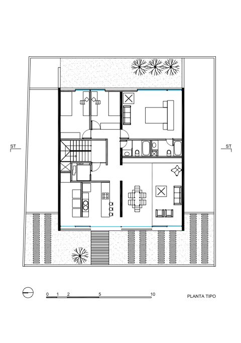45 Best Architecture Plans Resi Images On Pinterest