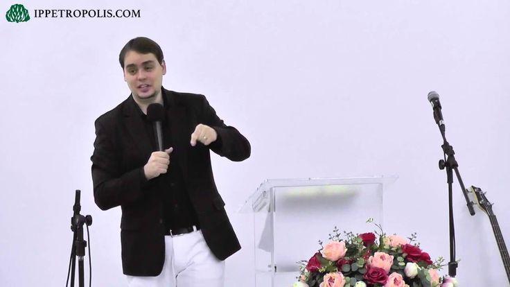 Pregação Jonas 1 - Fugindo de Deus - YouTube
