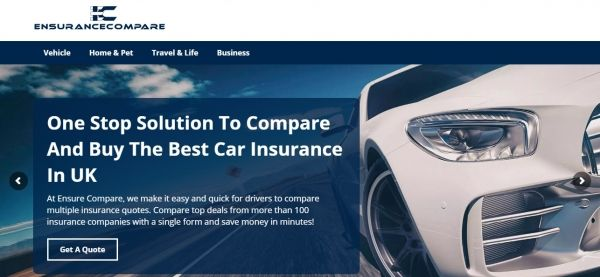 Quick And Easy Insurance Comparison Quotes Online For Car Home Property Pet And More Let Them Get Yo Insurance Comparison Comparison Quotes Best Insurance