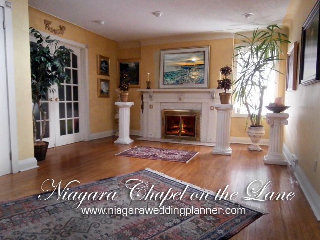 58 Best Images About Niagara Wedding Chapel And Garden Chapel On The Lane On Pinterest