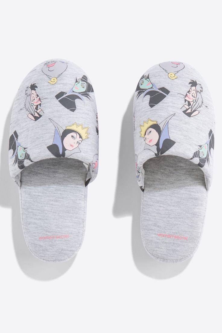 Women Secret Disney Slippers