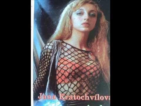 Jana Kratochvílová V stínu kapradiny - YouTube