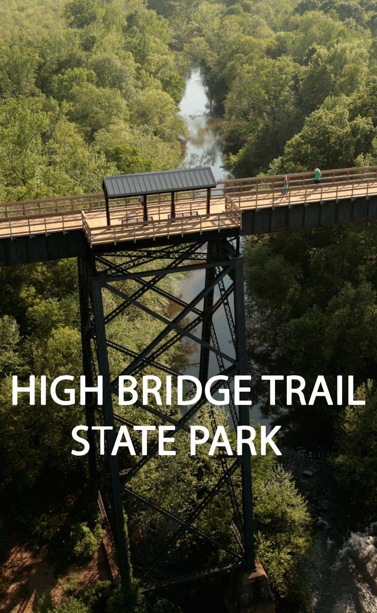 high bridge virginia state park - Google Search