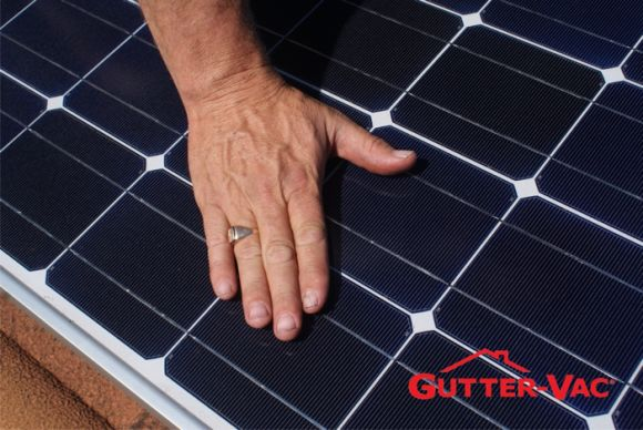 Increase the efficiency of your solar panels with regular cleaning. We can clean them using a soft brush vacuum or demineralized water to protect your panels whilst getting the optimal cleaning result. Have a problem with birds/pests getting under the solar panel? We can also install a specialized gutter guard on the necessary sections of the solar panel to prevent the birds or pests building nests under the panels – all without interfering with the solar panels.Give us a call today on 1300…